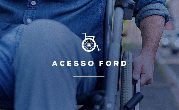 Venda Direta Ford - PcD